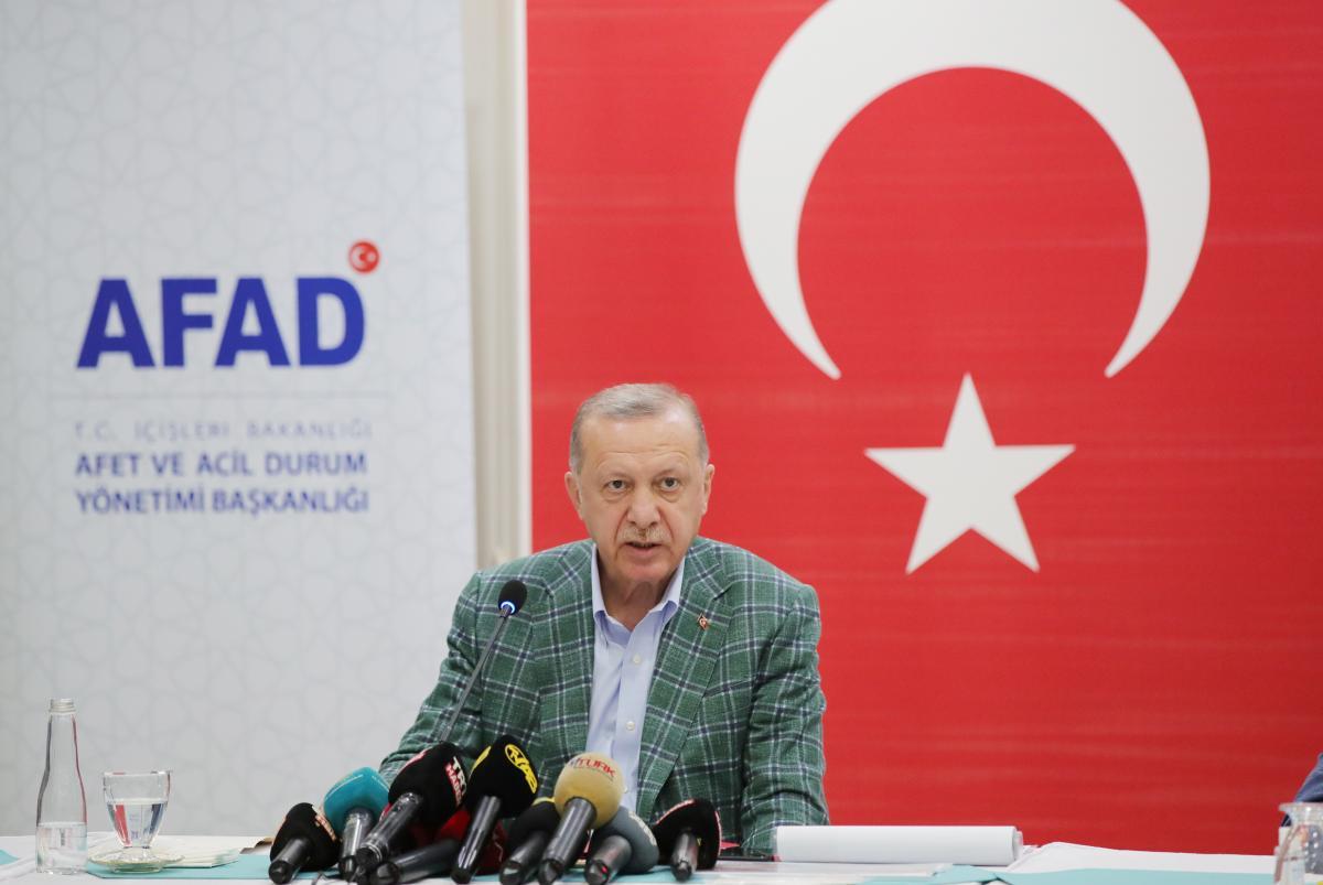 Эрдоган: Мы строим наши планы в соответствии с новыми реалиями / фото REUTERS