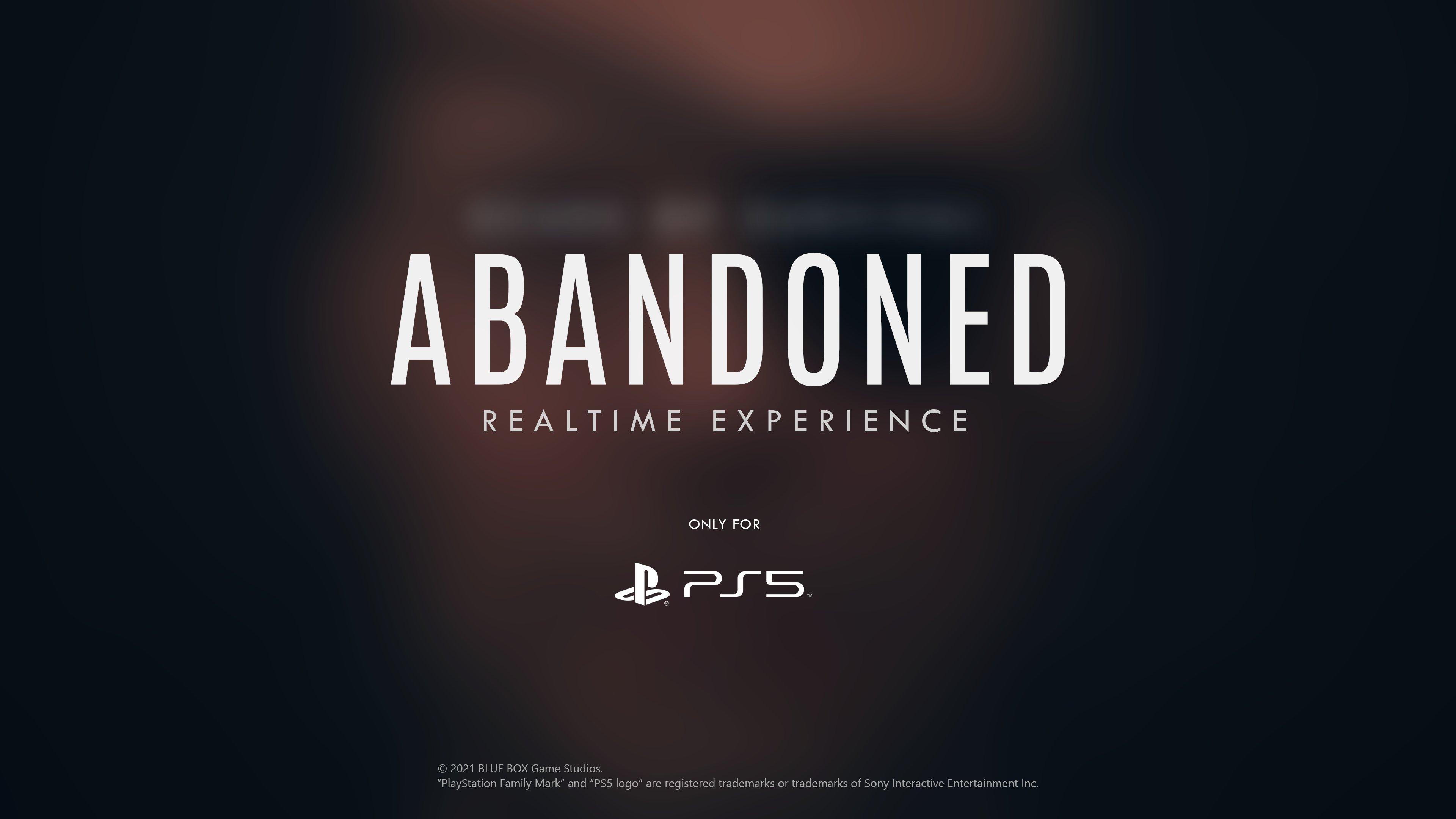 Из-за этого изображения в Сети решили, чтоAbandoned – это Metal Gear /фото twitter.com/BBGameStudios