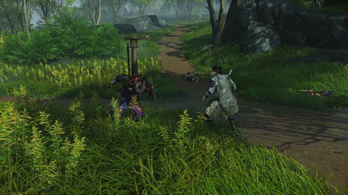 Система расчленений в боях по-прежнему смотрится шикарно / скриншот
