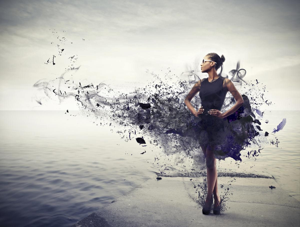 Какие цвета в моде осенью 2021 - тренды Pantone, фото оттенков / depositphotos.com