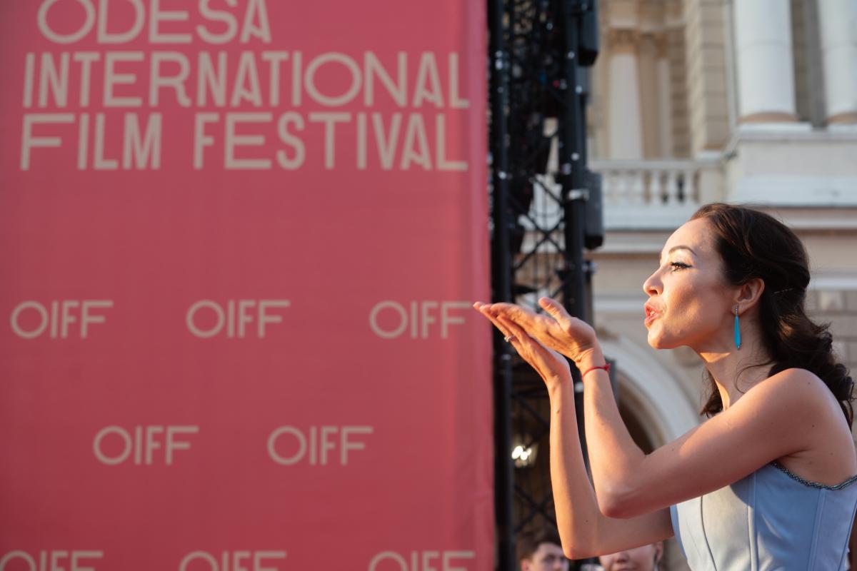Ленту известного датского режиссера показали на ОМКФ/ фото пресс-служба Одесского международного кинофестиваля