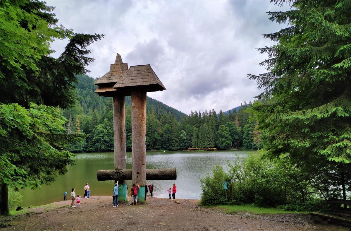 Озеро Синевир / фото Марина Григоренко