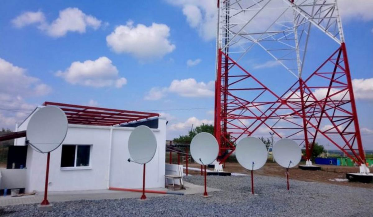 New radio and television station in Luhansk region / photo minregion.gov.ua