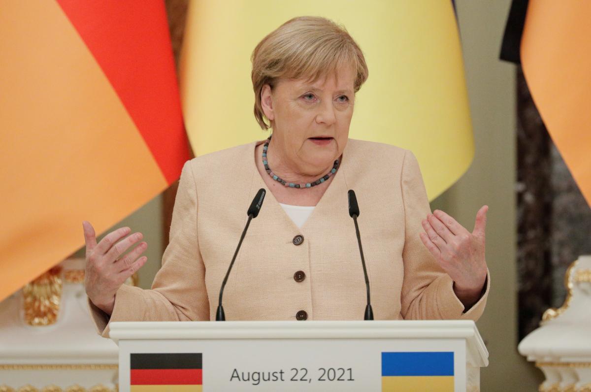 Климкин объяснил, как Меркель может помочь Украине после отставки / фото REUTERS