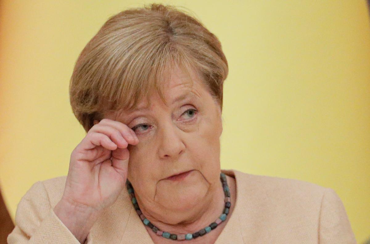 """Меркель не будет участвовать в инаугурационном саммите """"Крымской платформы"""" / Иллюстрация REUTERS"""
