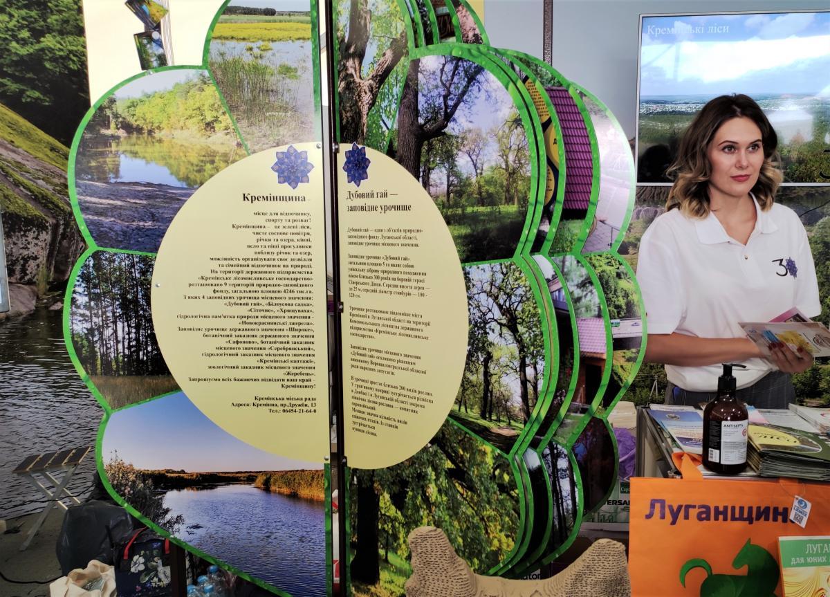 На фестивале представлены все области Украины / фото Марина Григоренко