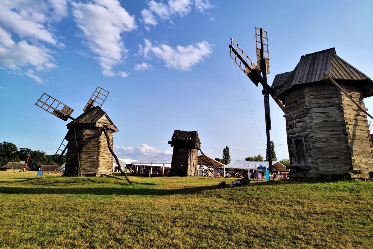 """Туристический фестиваль в """"Пирогово"""" / фото Марина Григоренко"""