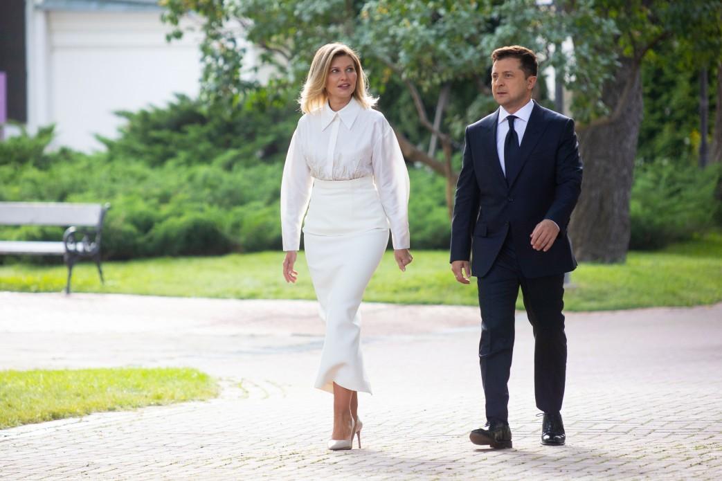 31 серпнярозпочавсяробочий візитВолодимира Зеленського до Вашингтона / фото Офіс президента
