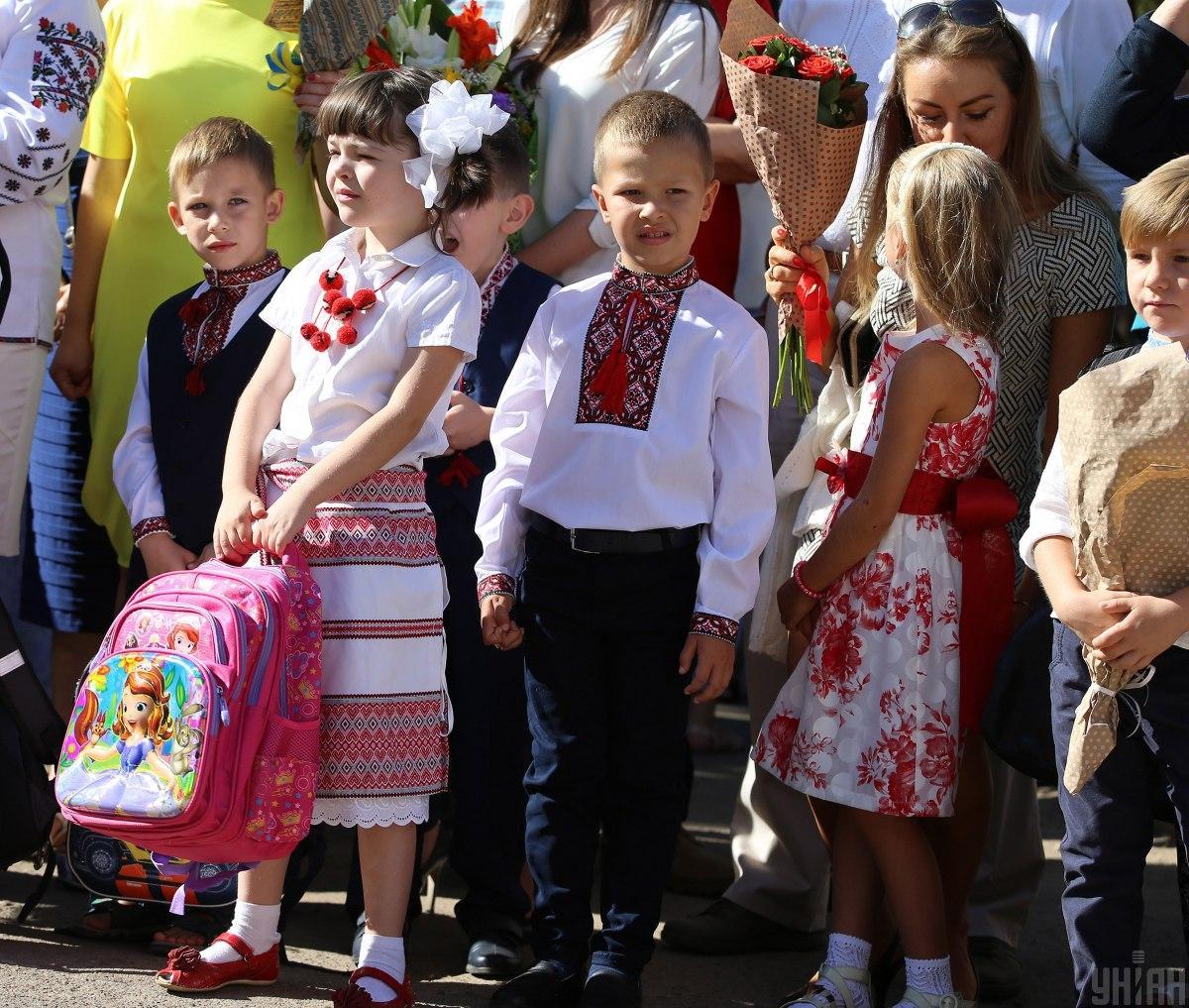 Під час пандемії головне правило підготовки до школи – не поспішати / Фото УНІАН, Євгеній Кравс