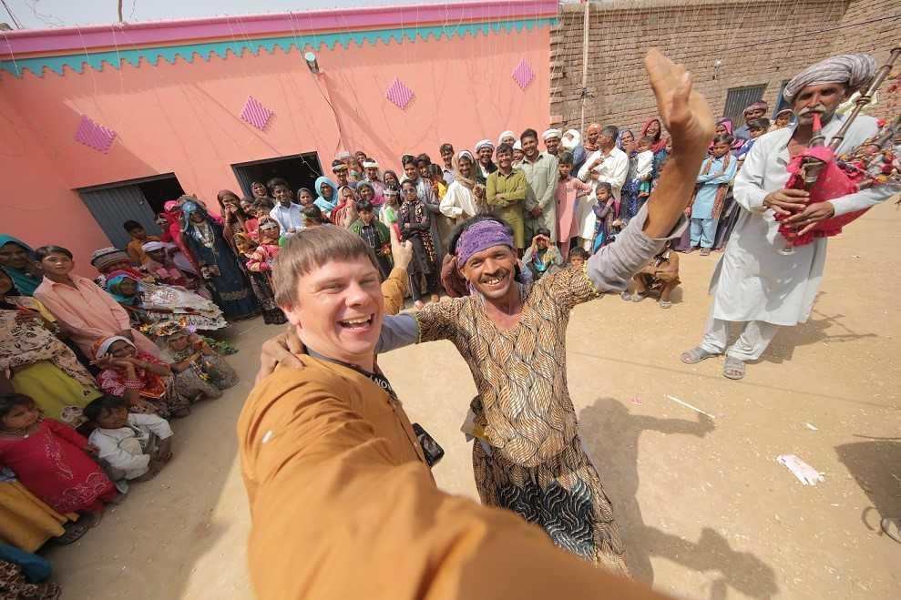 Дмитрий Комаров исследует Пакистан / пресс-служба 1 + 1