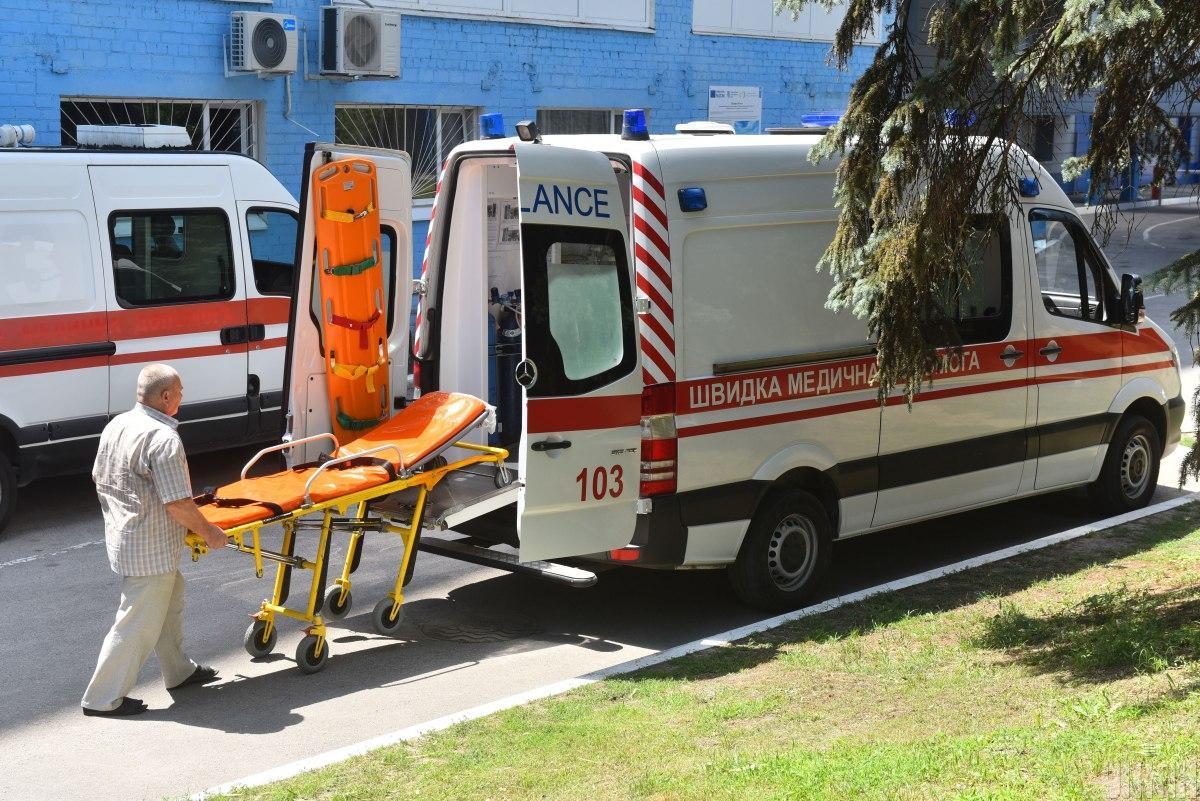 Підліток, якому стало зле утаборі, помер у лікарні / ілюстративне фото УНІАН