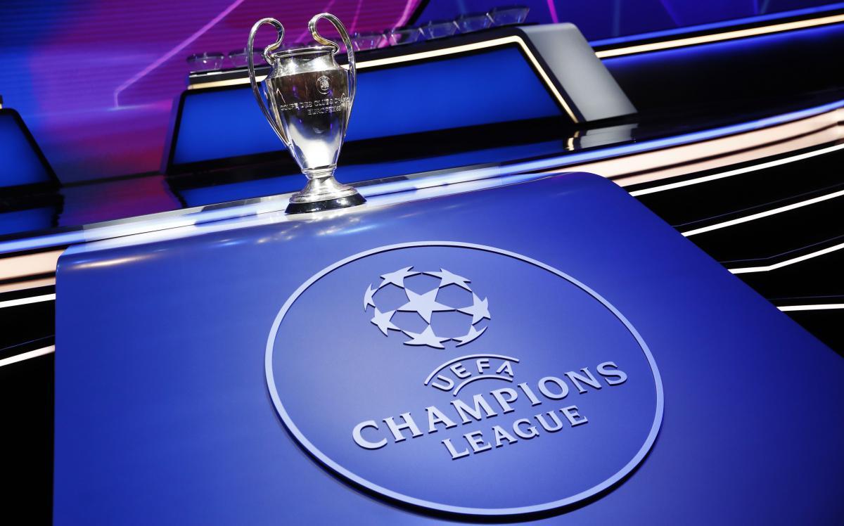 Жеребьевка Лиги чемпионов / фото REUTERS