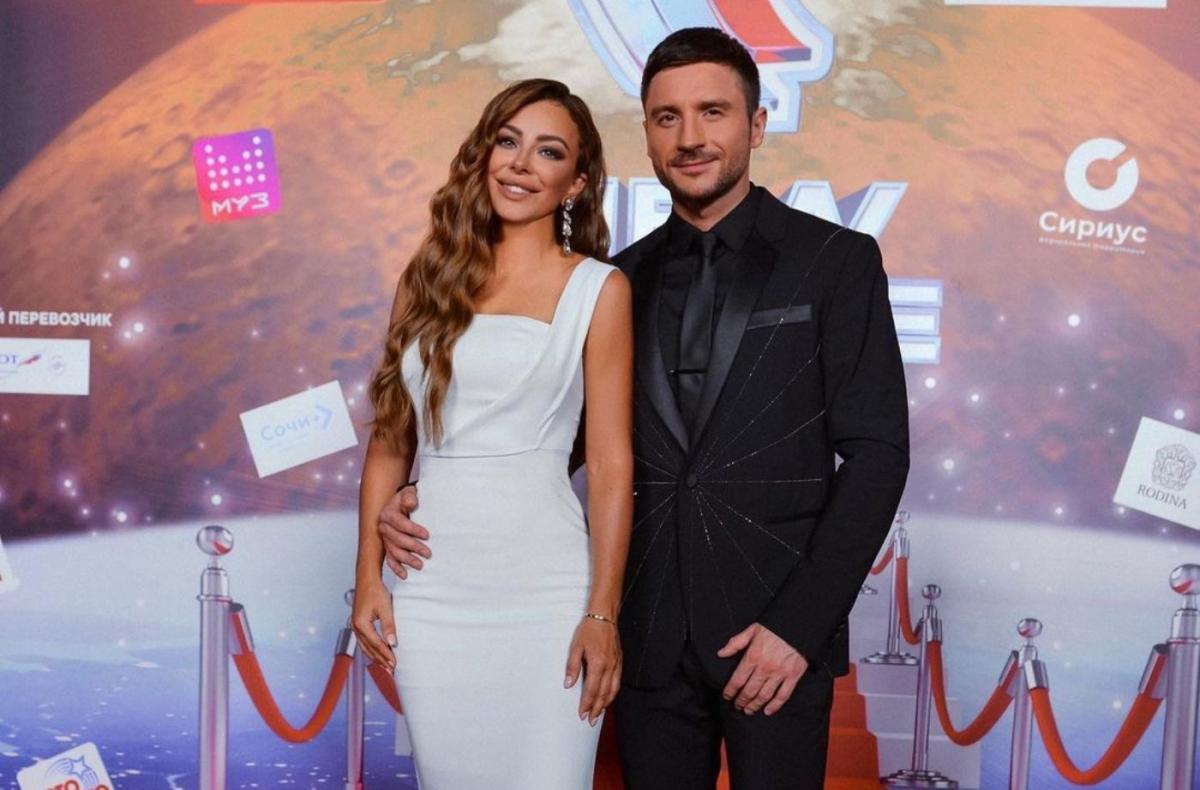 Ани Лорак и Сергей Лазарев / фото instagram.com/anilorak