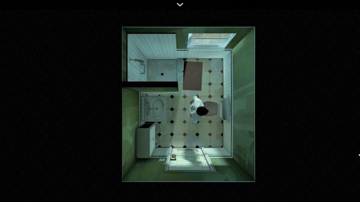 В унитаз можно спустить едва ли не любой предмет - даже сюжетно важный / скриншот
