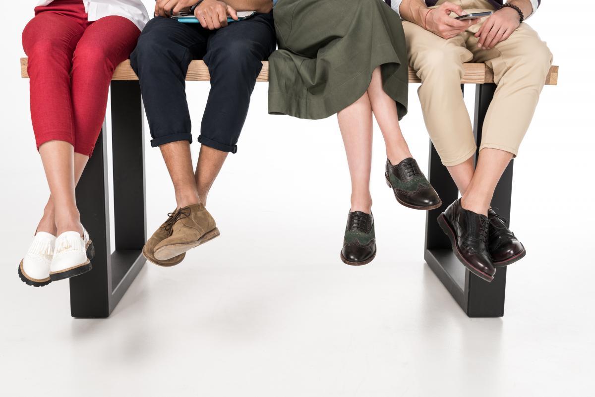 Трендовая обувь на осень 2021 / depositphotos.com