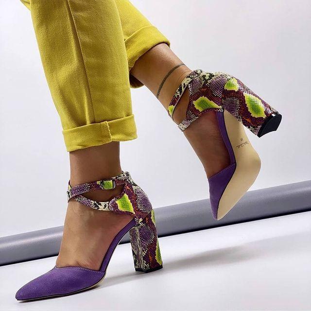 Лодочки - это базовая обувь / instagram.com/glass_slipper_for_any_girl