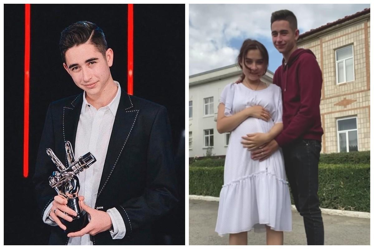 Пара ждет первого ребенка \ instagram.com/sasanchyn_official