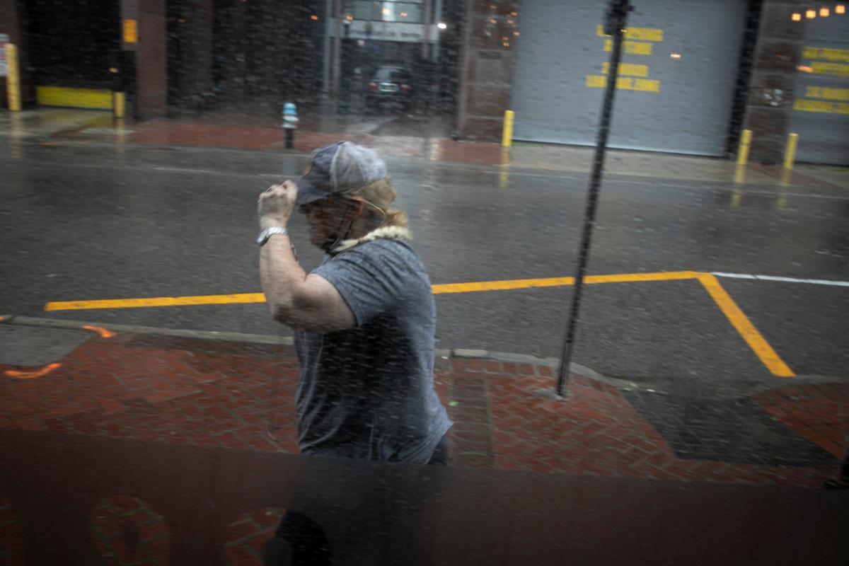 """В США несколько дней бушевал ураган """"Ида""""/ фото REUTERS"""