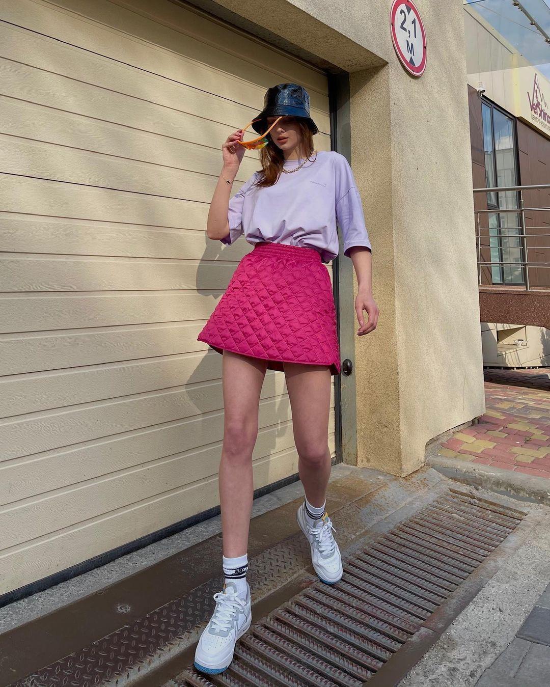 Модні спідниці на осінь 2021 / instagram.com/keepstyle