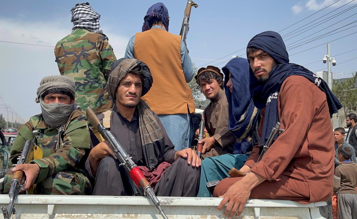 Сейчас в Панджшере идут боевые действия/ фото REUTERS