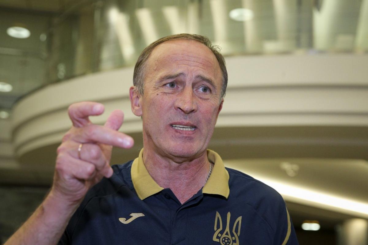 Сборную Украины по футболу может возглавить чемпион мира - СМИ