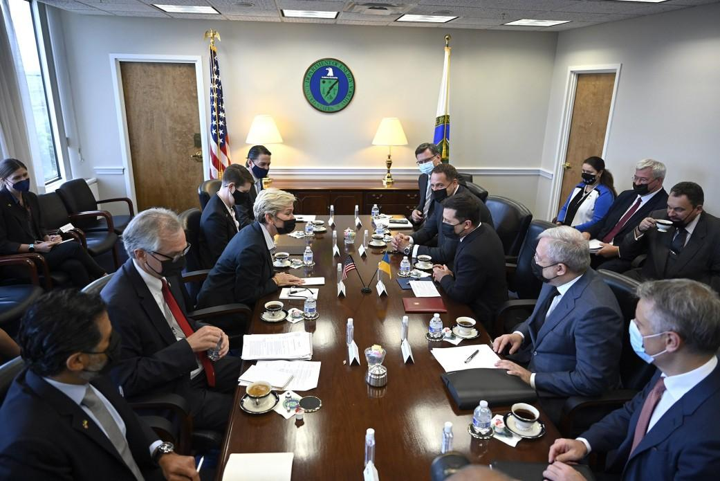 On August 31, Volodymyr Zelensky arrived in Washington / photo President's Office