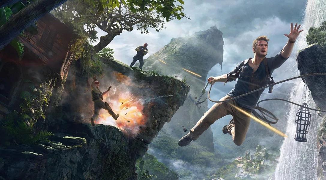 Це вже не перший натяк на випуск всіх частин Uncharted в Steam і EGS / фото Naughty Dog