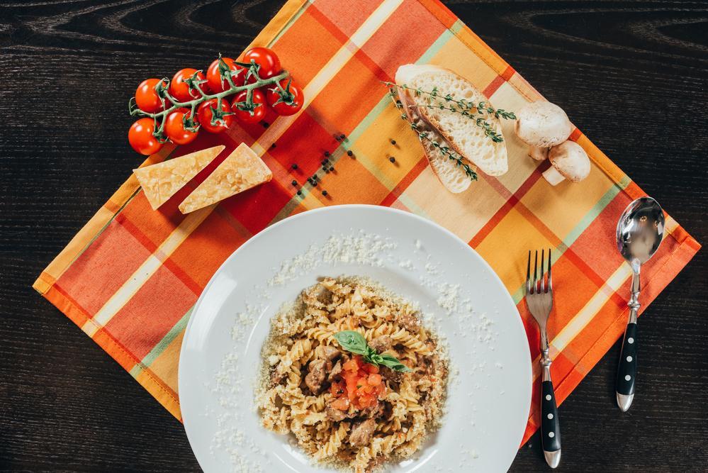Рецепт макарон по-флотски / фото ua.depositphotos.com