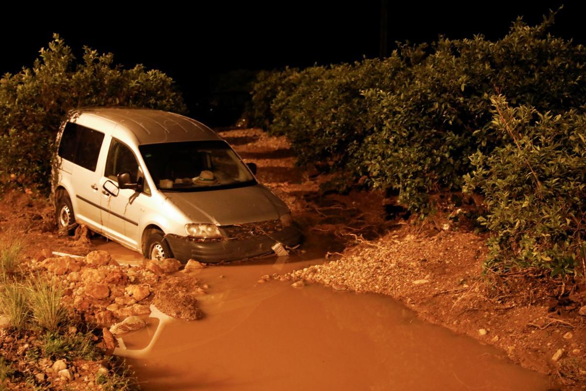 На Іспанію обрушилися зливи / фото REUTERS