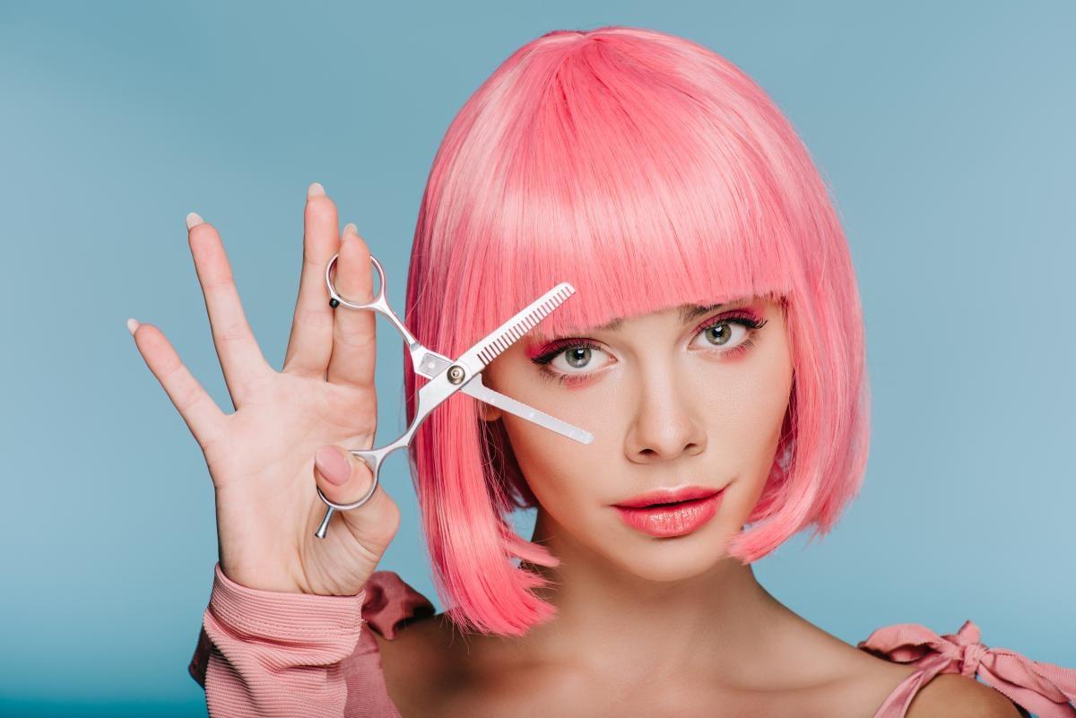 Модное окрашивание волос 2021 / depositphotos.com