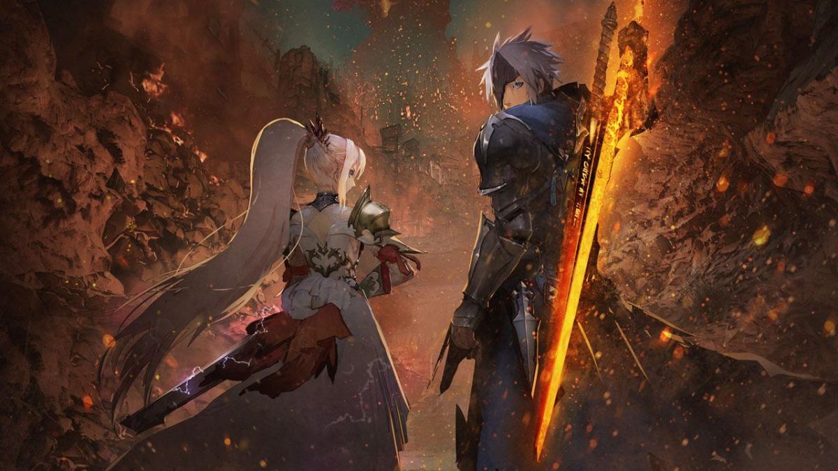 Tales of Aris /фото Bandai Namco
