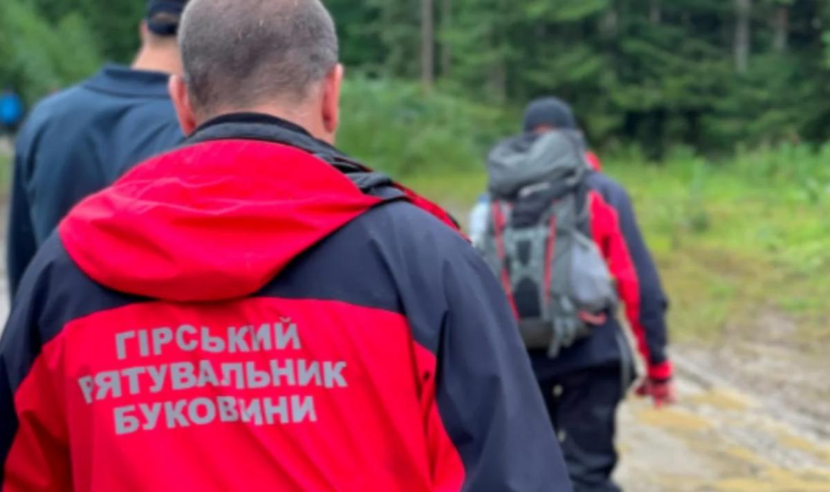 Мужчину разыскивали спасатели, полицейские, пограничники и лесники / фото ГСЧС