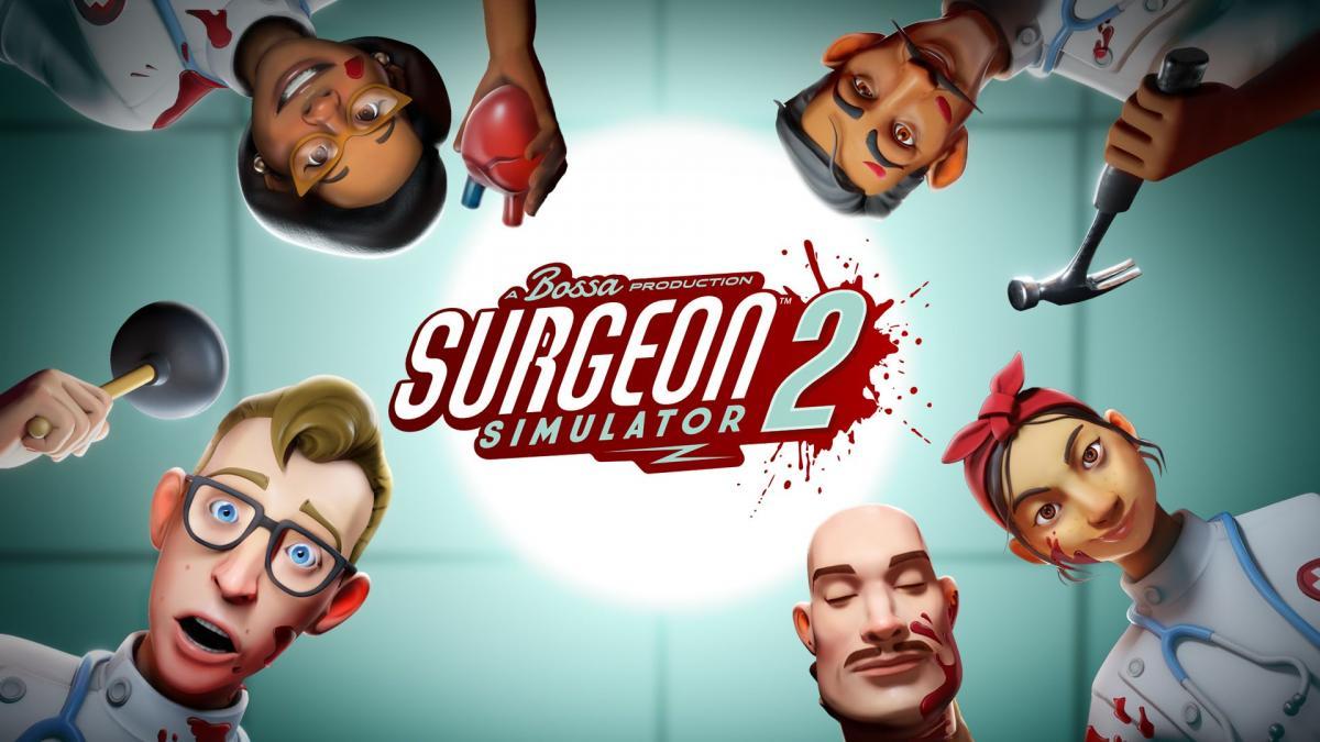 Surgeon Simulator 2 уже доступен в Steam /фото Bossa Studios