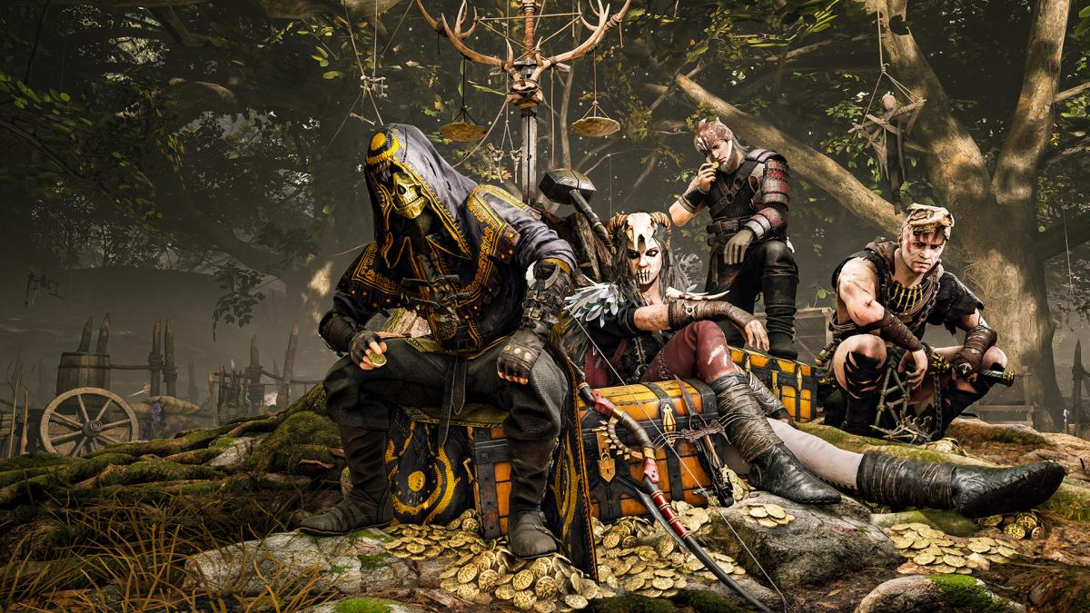 Hood: Outlaws & Legends / фото Focus Home Interactive