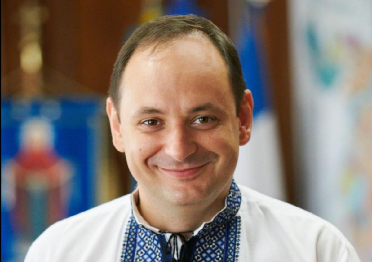 Марцинкив пригрозил увольнением работникам горсовета, невакцинированным от COVID-19 / фото facebook.com/ruslan.martsinkiv