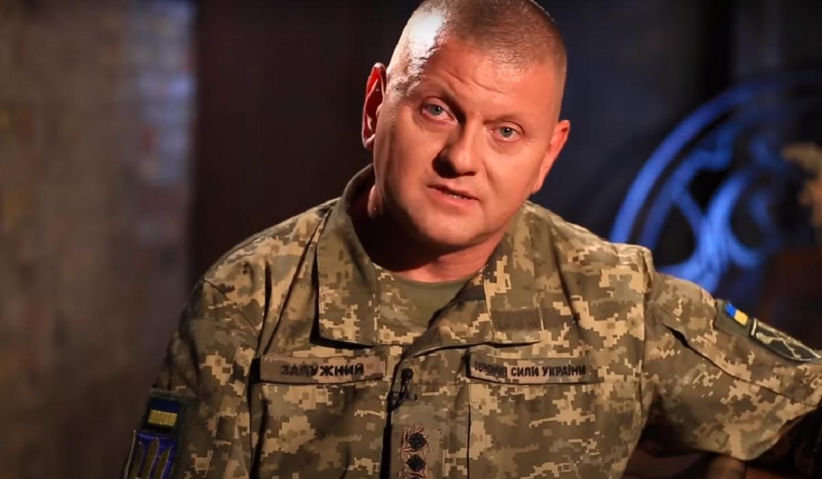 Залужный также попросил верить Вооруженным силам Украины и ему лично и сказал, что граждане могут спать спокойно / скриншот