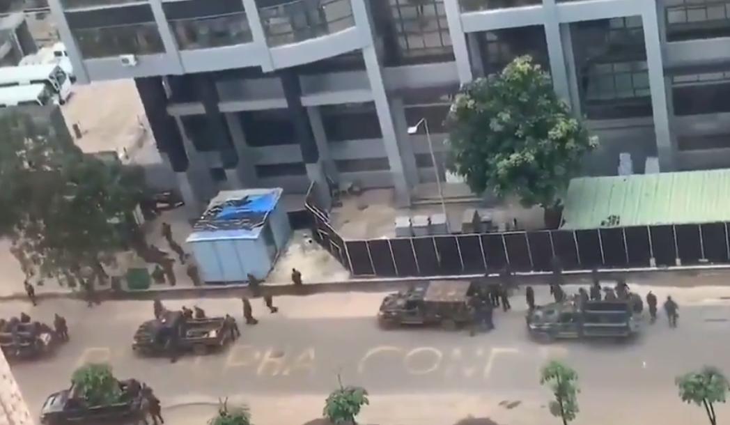 В Гвинее – государственный переворот, пишут СМИ / скриншот