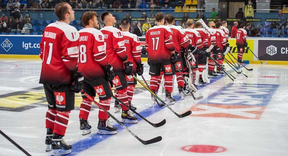 Хокеїсти Донбасу / фото hcdonbass.com