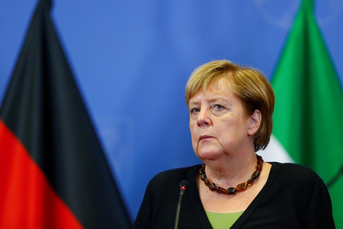 Меркель отклонила звонок Байдена \ фото REUTERS