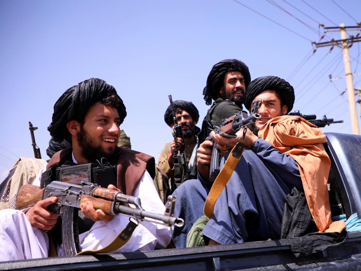 """Противники """"Талибана"""" убили одного из командиров группировки /фото REUTERS"""