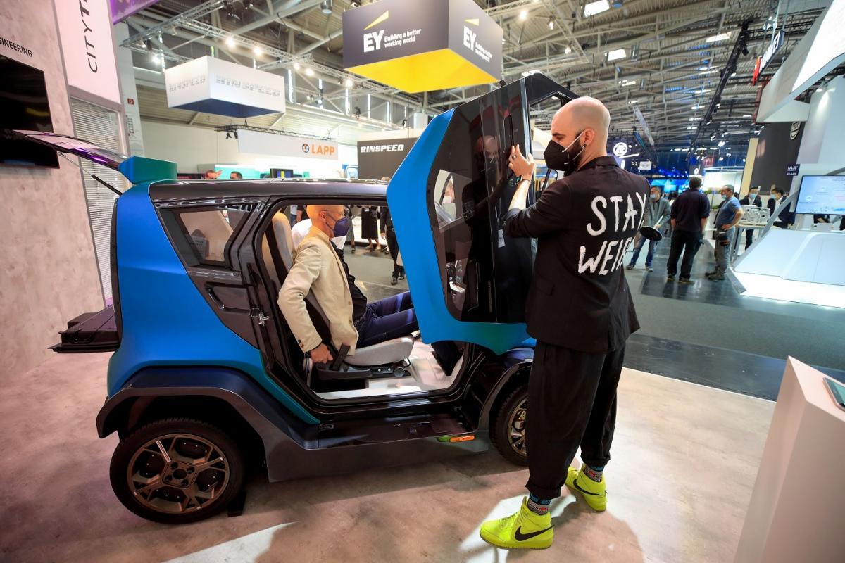 IAA 2021 — одно из важнейших мероприятий в Европе и первый крупный автосалон в 2021 году / Иллюстрация Reuters