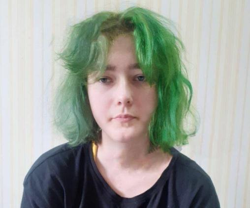Подозреваемая в нападении на школу в Полтаве / Соцсети