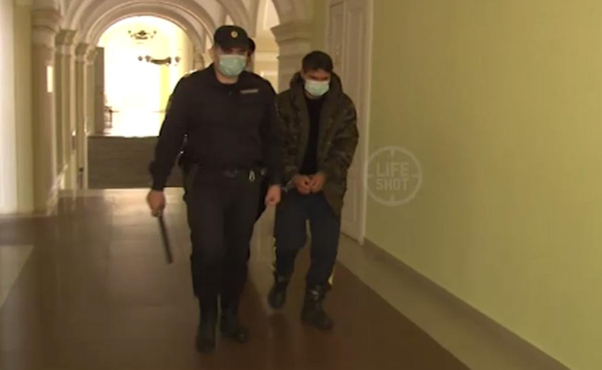 Арестованный Сергей Свешников заявил, что не насиловал девушку / скриншот