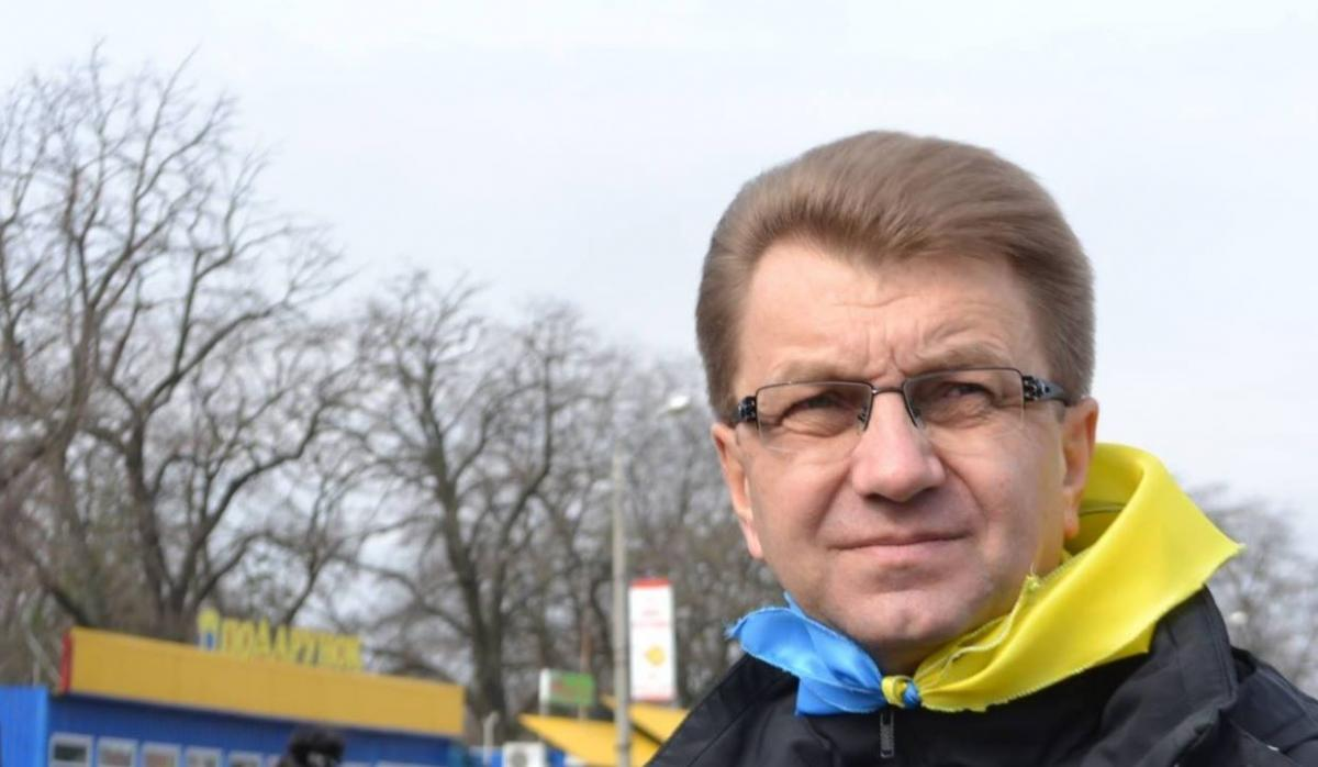Виталий Войцеховский будет баллотироваться в Раду / Facebbok