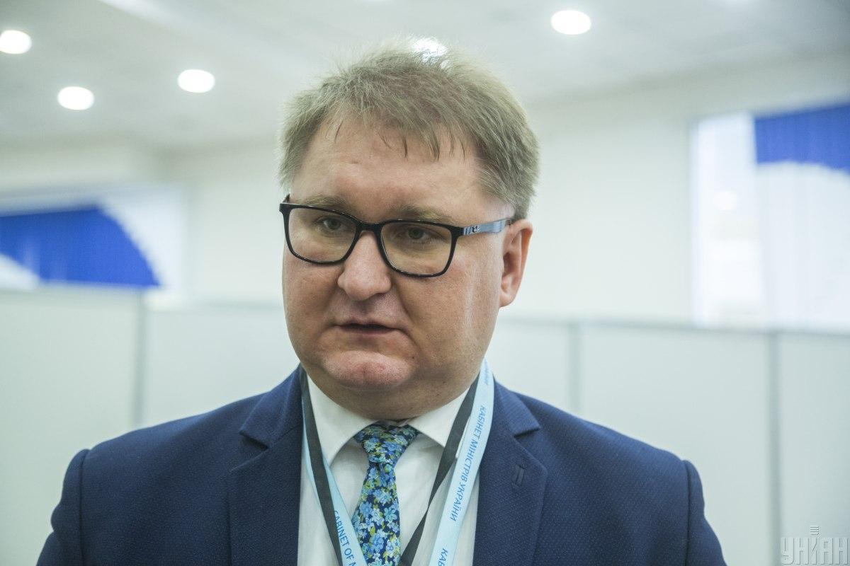 Заместитель министра экономики Украины Тарас Качка / фото УНИАН