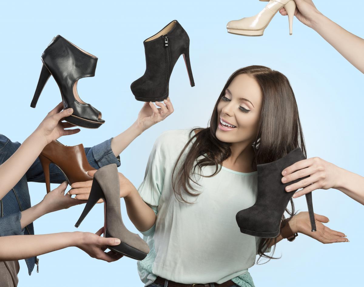Модная обувь на осень 2021 / depositphotos.com