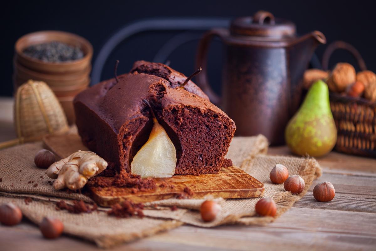 Как сделать пирог из груши / depositphotos.com