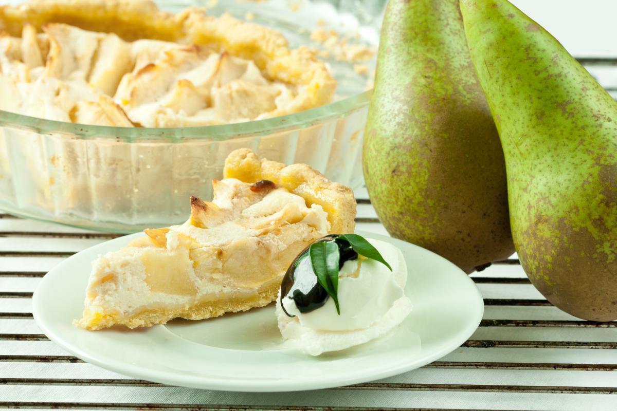 Аппетитный заливной пирог с творогом / depositphotos.com