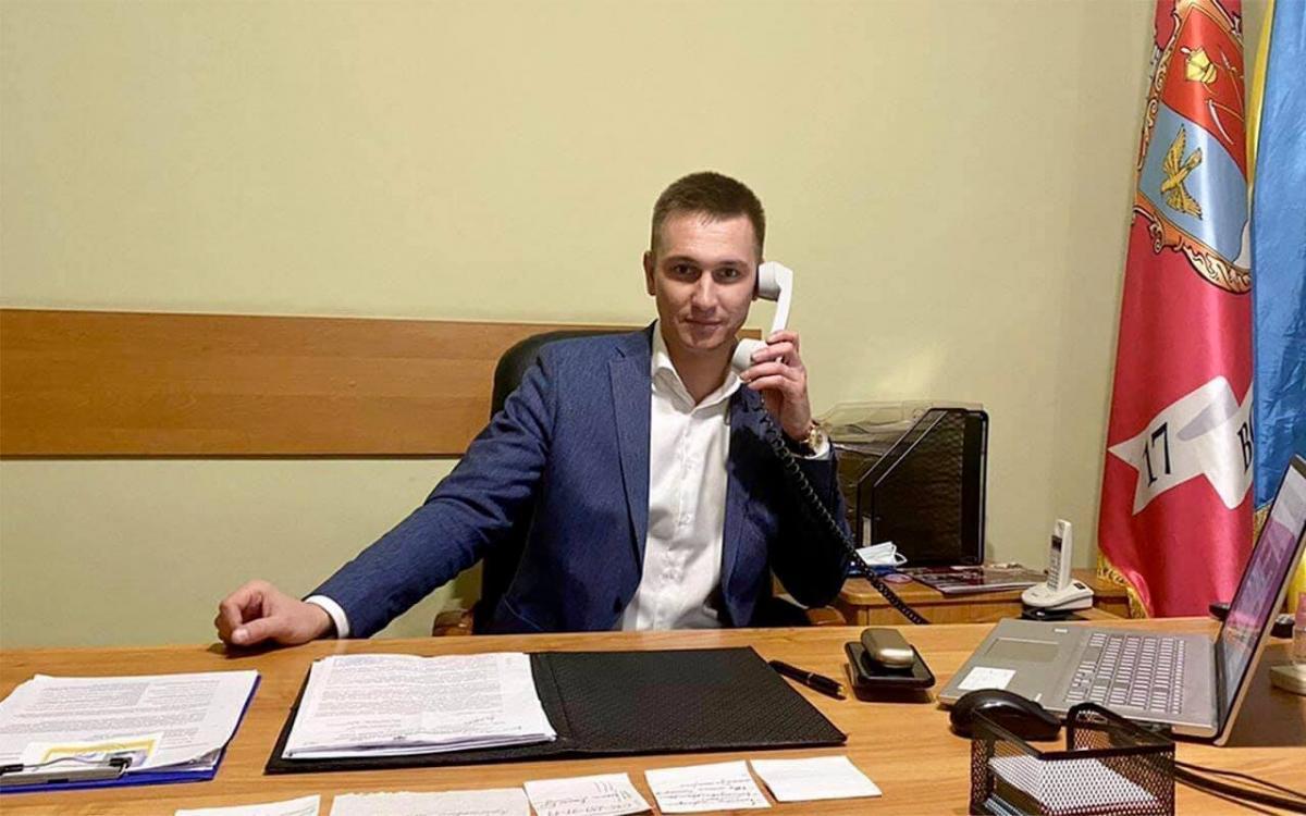 Євген Величко потрапив у дорожню аварію / фото facebook.com/yevheniy.velichko