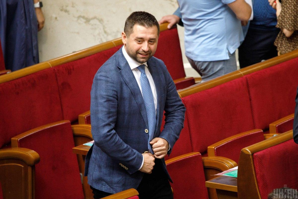 Арахамія зазначає, що планується в уряді змінити 3-4 міністри / фото УНІАН, Олександр Кузьмін